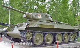 Оружие победы вновь в строю: 15 бронеединиц из музея ВОВ встали на службу ополчения Донбасса