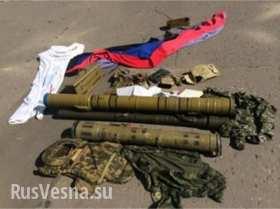 Неизвестный в Славянске попытался взорвать руководство вооруженных сил Украины — минобороны