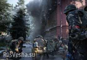 В Славянске взорвали здание СБУ (фото)