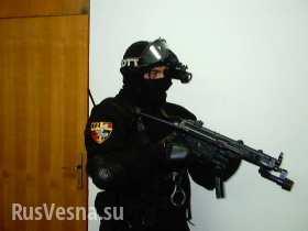 Дончане отобрали оружие у областного спецназа МВД