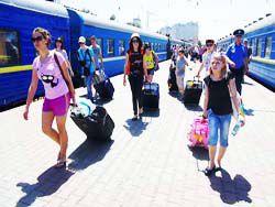 Из зоны АТО переселились более 40 тысяч человек (по данным Киева)