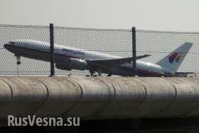 В ДНР создается штаб для координации расследования крушения малайзийского самолета