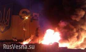 В Киеве все спокойно: ночью на Майдане прогремели мощные взрывы, ранен мужчина, похоже на гранату (добавлены фото)
