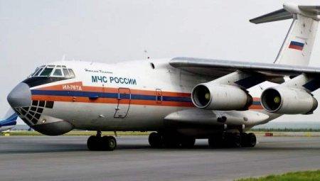 МЧС России готово предоставить авиацию для эвакуации пострадавших жителей Украины