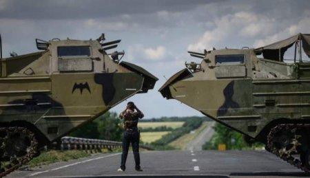 За три дня армия Луганской республики уничтожила 125 карателей