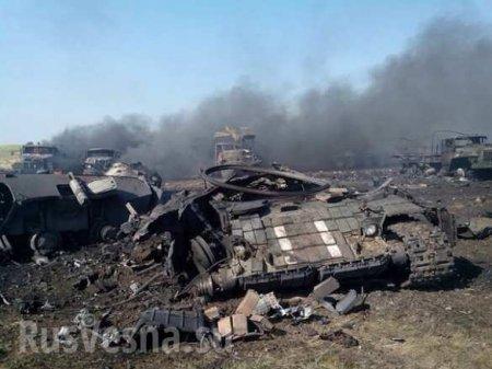 Большие потери оккупационных войск: около 200 убитых и раненых украинских военных под Зеленопольем подтверждены (фото)