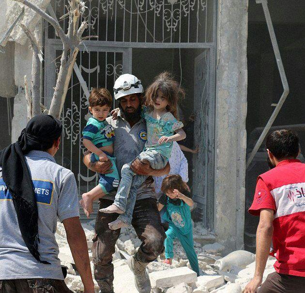 Порно с сирийскими девочками