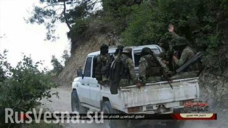 War in Syria: New thuggish islamist group from Central Asia (PHOTOS)