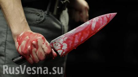 ВПольше зарезали украинца (ВИДЕО)