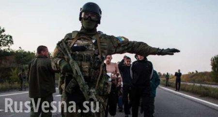 Ложью о беркутовцах Киев пытается сорвать обмен пленными, — представитель Л ...
