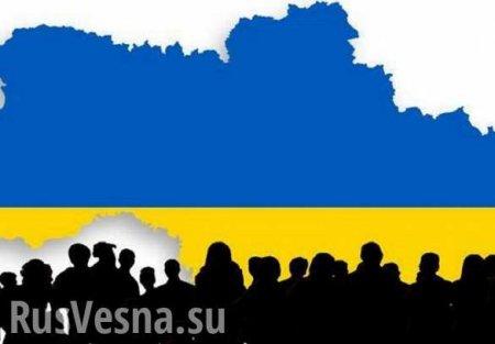 Население Украины уже меньше 42 миллионов человек, — Госстат