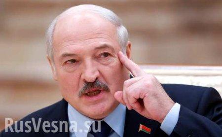 «Украина подставилась»— Лукашенко сделал заявление поДонбассу иКрыму