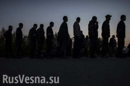 На Украине засекретили обмен пленными наДонбассе