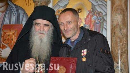 ВЧерногории новый герой — полицейский, отказавшийся избивать православных (ВИДЕО)