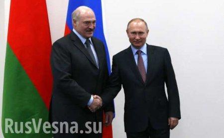Братские народы: Лукашенко договорился сМосквой опоставках нефти без всяк ...