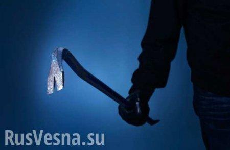 Это Украина: Водитель троллейбуса в Харькове избил пассажиров монтировкой