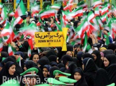 «Смерть Америке!» — сотни тысяч иранцев вышли на улицы страны после убийств ...