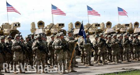 Войска США в Италии приведены в состояние повышенной боеготовности, — источники