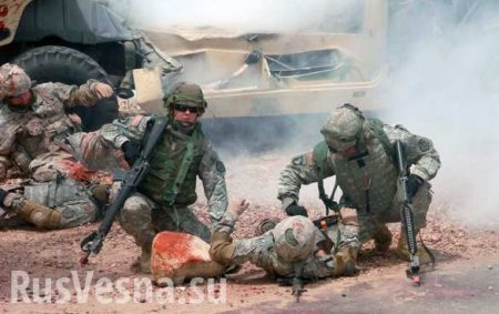 СРОЧНО: атакована американская военная база в Африке — есть убитые и раненые