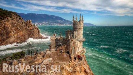 Крым поставил новый рекорд по количеству туристов в 2019 году