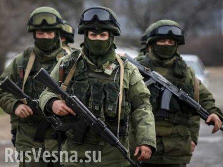 Скандал: Украинский боксёр опубликовал кадры с «вежливыми людьми» (ВИДЕО)