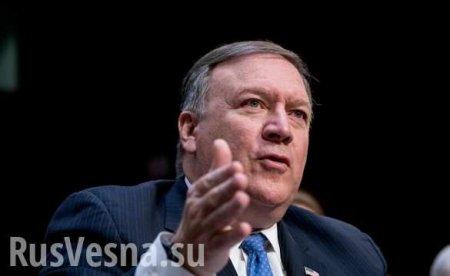 Помпео назвал возможную причину крушения украинского «Боинга» в Иране