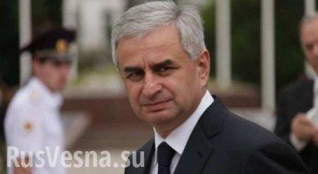 Президент Абхазии не намерен покидать пост, несмотря на решение суда