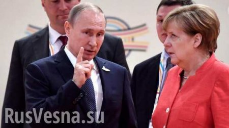 Зарождение оси «Берлин-Москва» — пресса ФРГ о визите Меркель в Россию