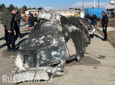 МИД Украины назвал ответственных за сбитый самолёт