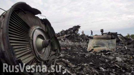 Внезапно: глава МАУ признал вину Украины в крушении Boeing МН17 на Донбассе
