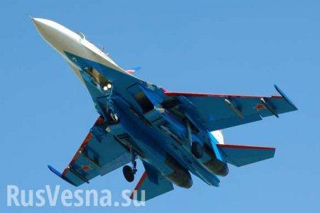 Русские «Сушки» нарушили границу и отработали уничтожение авианосца США — рассказ лётчика (ФОТО)