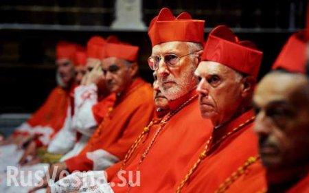 «Революция» в Ватикане: на руководящую должность впервые назначена женщина