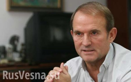 Медведчук разнёс подавшего в отставку премьера Украины (ВИДЕО)