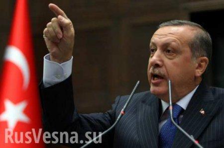 Эрдоган призвал положить конец «агрессивному поведению» маршала Хафтара
