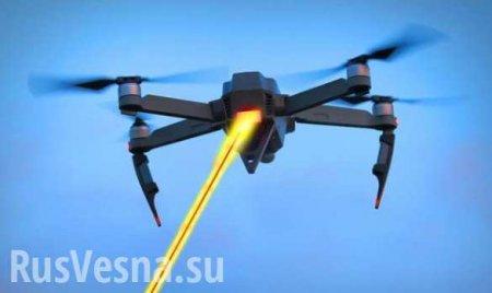 «Укроборонпром» представил первый украинский военный дрон (ВИДЕО)