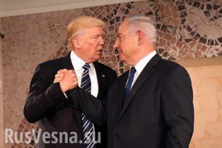 Трамп обсудит сНетаньяху «сделку века»