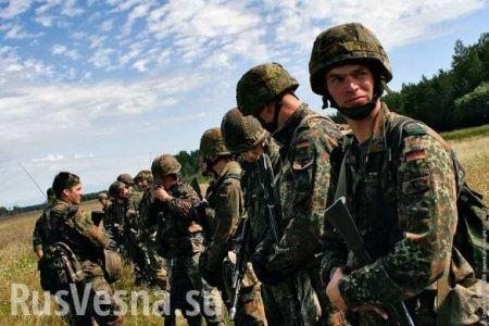 Немецкая контрразведка подозревает сотни военных бундесвера в правом экстремизме