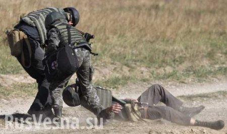 НаДонбассе уничтожен опытный каратель (ФОТО)
