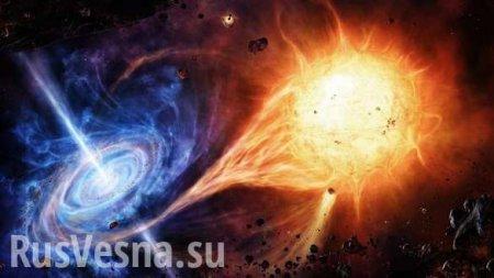 Учёные обнаружили вкосмосе «звезду-вампира»