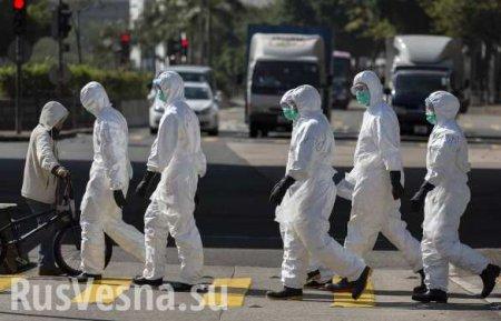 Коронавирус в Китае превзошёл атипичную пневмонию по числу заражённых