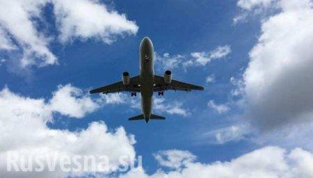 Опасный борт: Почему Россия неразрешила посадку немецкого самолёта с эвакуированными
