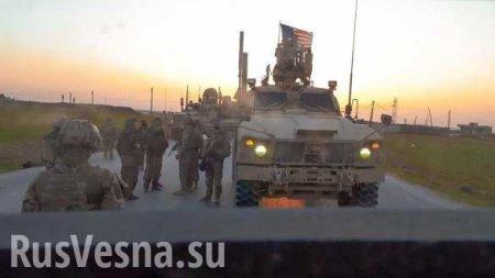 Ругались и хватались за оружие: курды вмешались в конфликт военных России и ...