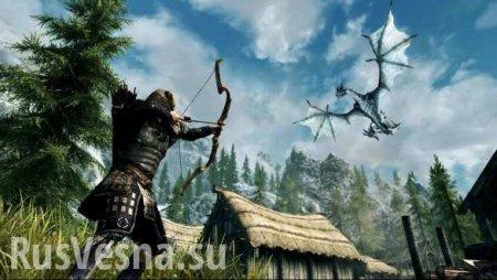 Виртуальный мир: Вукраинском учебнике по географии нашли карту изкомпьютерной игры (ФОТО)