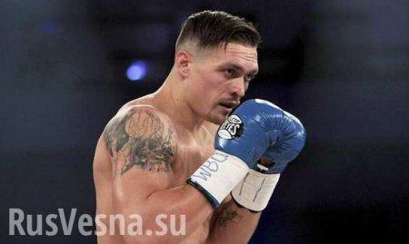 «Ветеран АТО» публично оскорбил боксёра-чемпиона: спортсмен ответил