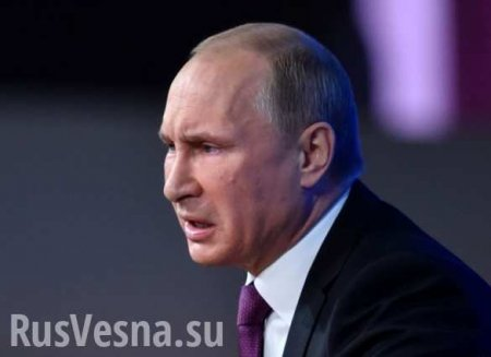Путин уволил группу генералов (ДОКУМЕНТ)