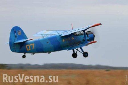 Украинец по частям вёз Ан-2 в Африку (ФОТО, ВИДЕО)