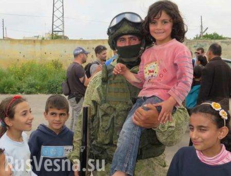 Большую группу российских детей спасли из лагеря ИГИЛ и эвакуировали в Москву (ВИДЕО)