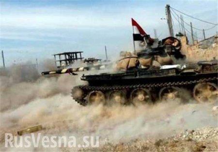 Стремительный удар САА в Идлибе: освобождены сотни населённых пунктов (ВИДЕ ...