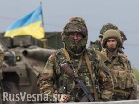 Беспрецедентная агрессия ВСУ против ОБСЕ на Донбассе — сводка (ВИДЕО)