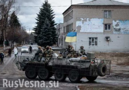 Ударный беспилотник «атаковал» ВСУ, военные уничтожили машину 59 бригады: сводка ЛНР (ВИДЕО)